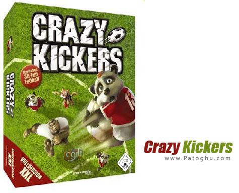 دانلود بازی فوتابل حیوانات برای کامپیوتر Crazy Kickers
