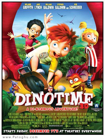 دانلود انیمیشن عصر دایناسورها Dino Time 2012