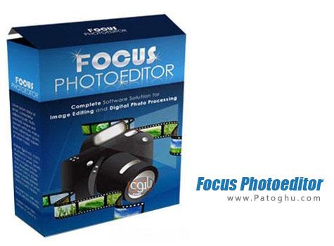 نرم افزاري جهت روتوش و بهبود کيفيت عکس ها Focus Photoeditor 6.5.7.0