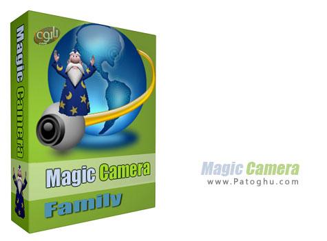 دانلود نرم افزار مدیریت وب کم و ارسال تصاویر جعلی Magic Camera 8.8.0