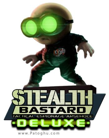 دانلود بازی کم حجم Stealth Bastard Deluxe v1.63.9 برای کامپیوتر