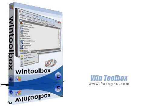 دانلود جعبه ابزاری کامل جهت دسترسی سریع به بخش های مختلف ویندوز Win Toolbox 2.8 Final