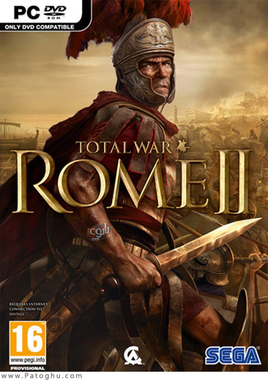 دانلود بازی جنگ در روم Total War ROME II برای کامپیوتر