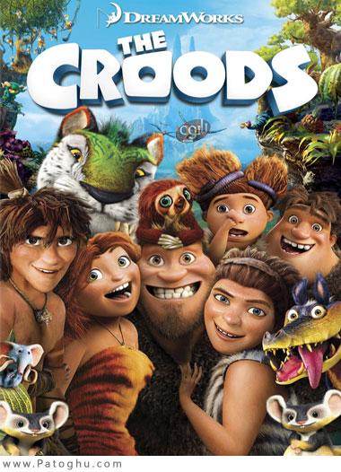 دانلود انیمیشن بسیار جذاب و دیدنی غارنشینان The Croods 2013