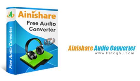 دانلود نرم افزار مبدل فایل های صوتی و استخراج صوت از ویدیو Ainishare Audio Converter 2.3.0