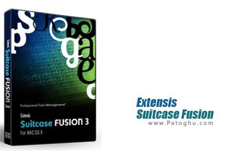 دانلود نرم افزار مدیریت حرفه ای فونت Extensis Suitcase Fusion 5 v16.0.3.577