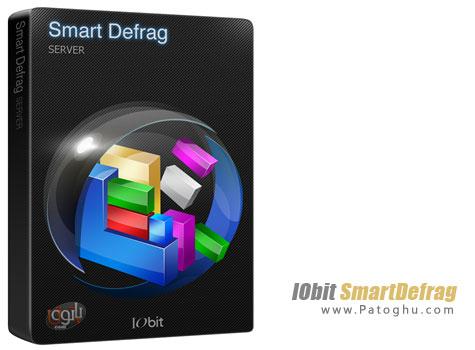 دانلود نرم افزار یکپارچه سازی هارد IObit SmartDefrag 2.9.0.1225 Final