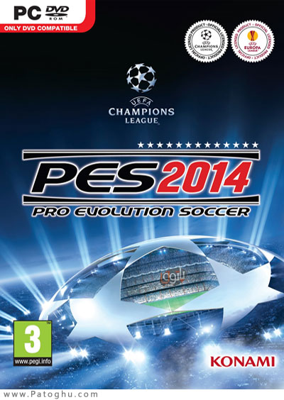 دانلود بازی PES 2014 برای کامپیوتر