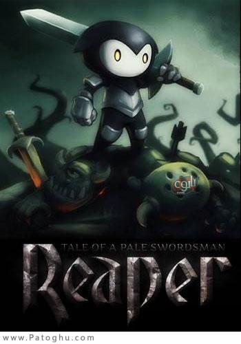 دانلود بازی کم حجم و اکشن Reaper Tale of a Pale Swordsman برای کامپیوتر