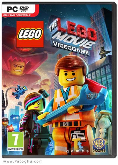 دانلود بازی لگو برای کامپیوتر The LEGO Movie Videogame Pc