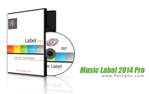 دانلود نرم افزار ساخت آرشیو موزیک ها Music Label 2014 Professional 20.0.2908