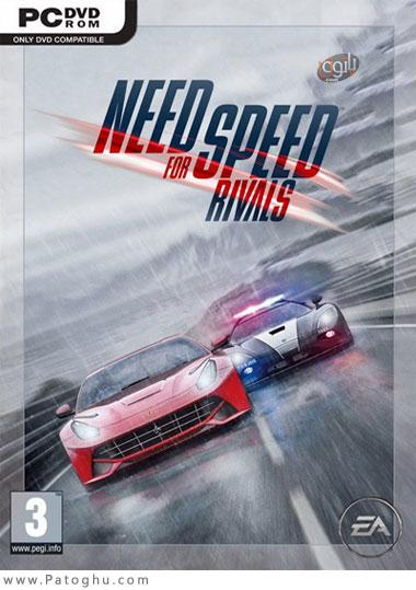 دانلود بازی جنون سرعت رقبا برای کامپیوتر Need For Speed Rivals