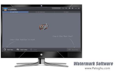دانلود نرم افزار اضافه کردن کپی رایت روی عکس Watermark Software 6.1.0
