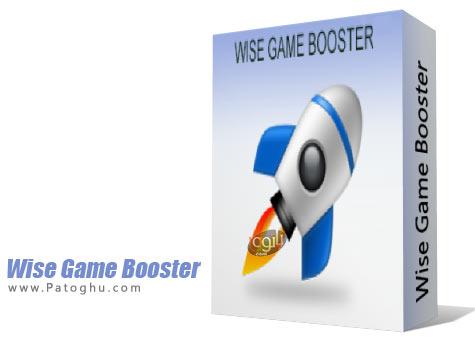 دانلود نرم افزار افزایش سرعت اجرای بازی ها Wise Game Booster 1.25.35 Final