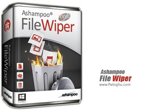 دانلود نرم افزار حذف دایمی اطلاعات Ashampoo File Wiper 1.0