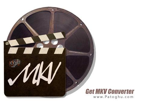 دانلود نرم افزار تبدیل فرمت های ویدیویی MKV به سایر فرمت ها Get MKV Converter v7.9.9.0