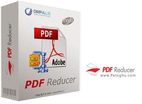 دانلود نرم افزار کاهش حجم pdf با PDF Reducer Pro 1.1.4