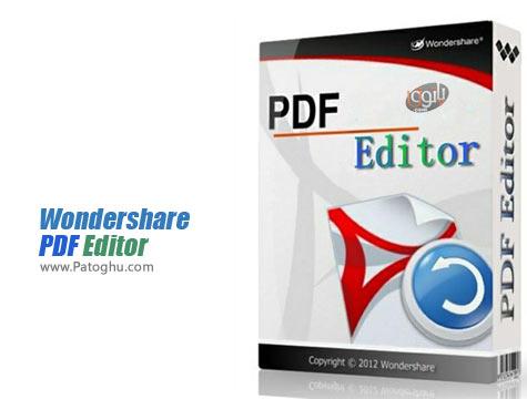 دانلود نرم افزار ویرایش و تبدیل فایل های PDF با Wondershare PDF Editor 3.6.0.9