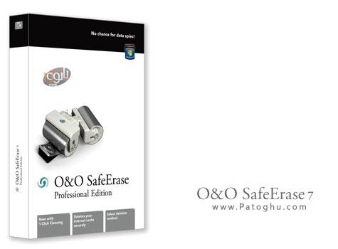 دانلود نرم افزار حذف اطلاعات بدون امکان بازیابی O&O SafeErase Pro 7.0 Build 155