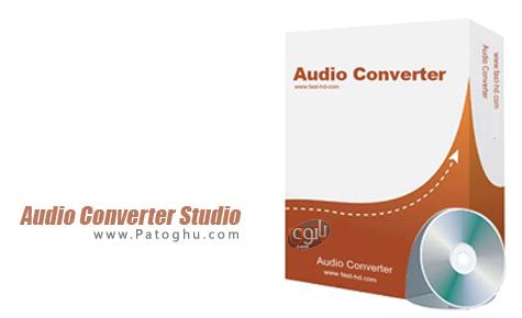 دانلود نرم افزار مبدل فایل های صوتی به یکدیگر Audio Converter Studio 8.2 Build 206