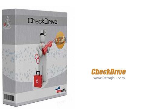 دانلود نرم افزار بررسی و رفع خطاهای هارد دیسک CheckDrive 2014 4.4 Final