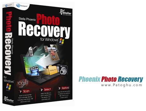 دانلود نرم افزار بازیابی عکس های پاک شده NTShare Photo Recovery 3.5.2.0