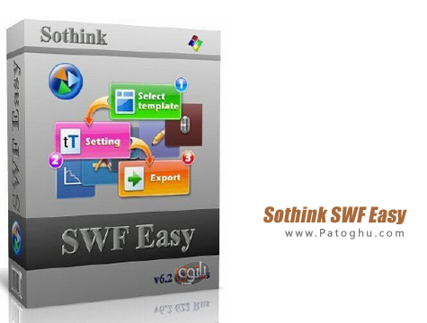 دانلود نرم افزار طراحی آسان انیمیشن های فلش Sothink SWF Easy 6.6.565