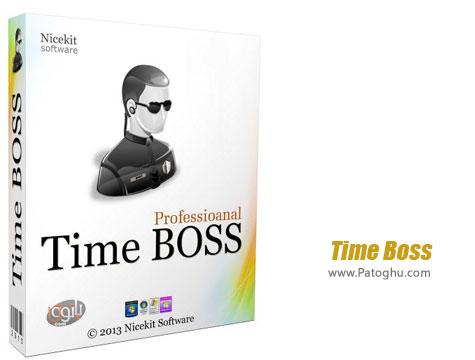 دانلود نرم افزار تنظیم سطح دسترسی کاربران در ویندوز Time Boss Pro 3.10.000.0