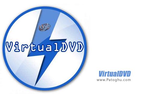 دانلود نرم افزار شبیه سازی و ساخت درایو مجازی VirtualDVD Final