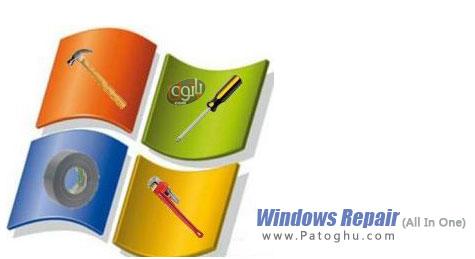 دانلود نرم افزار بهینه سازی و رفع مشکلات سیستم Windows Repair (All In One) v2.2.0 Final