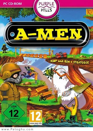 دانلود بازی مردان A برای کامپیوتر A-Men