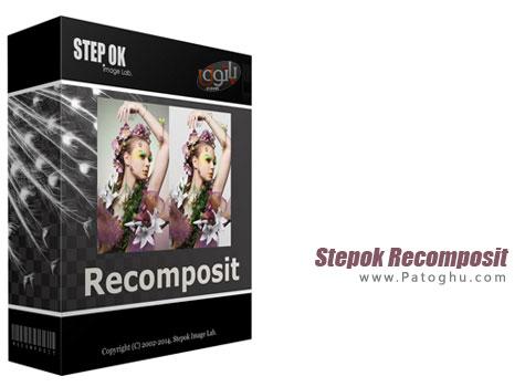 دانلود نرم افزار حذف پس زمینه از عکس ها Stepok Recomposit Pro 5.1 Build 16998