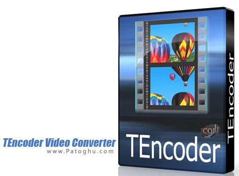 دانلود نرم افزار مبدل ویدیو TEncoder Video Converter v3.7.0.3964 Final