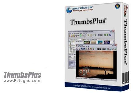 دانلود نرم افزار مشاهده و مدیریت تصاویر ThumbsPlus Pro 9.3934