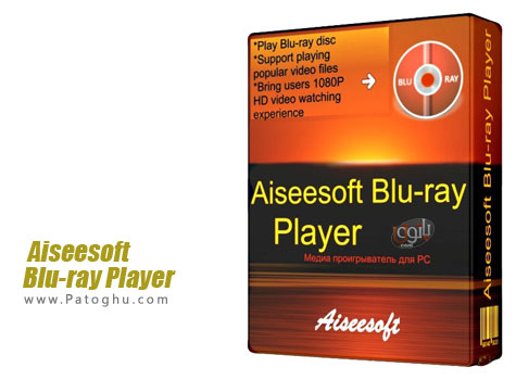 دانلود نرم افزار پخش فیلم های بلوری Aiseesoft Blu-ray Player 6.2.36