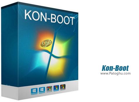 دانلود نرم افزار حذف پسورد فراموش شده ویندوز Kon-Boot 2.4