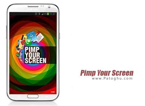 دانلود نرم افزار ویجت ها و پس زمینه زیبا و کاربردی برای اندروید Widgets by Pimp Your Screen v1.6
