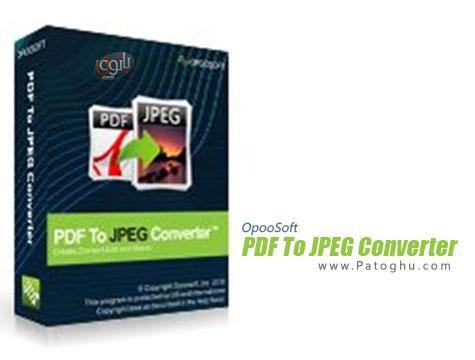 دانلود نرم افزار تبدیل فایل های PDF به عکس های JPEG با OpooSoft PDF To JPEG Converter 6.9
