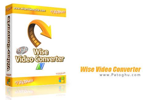 دانلود نرم افزار تبدیل فرمت ویدیو و فیلم ها Wise Video Converter Pro 1.37.45