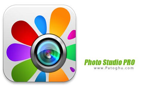 دانلود نرم افزار استودیو مجازی و کامل تصاویر برای اندروید Photo Studio PRO 1.0.17