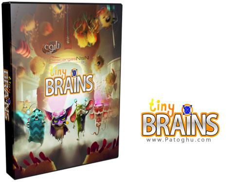 دانلود بازی مغرهای کوچک برای کامپیوتر Tiny Brains