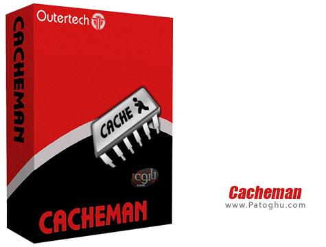 دانلود نرم افزار بهینه سازی RAM و افزایش راندمان سیستم Cacheman 7.80