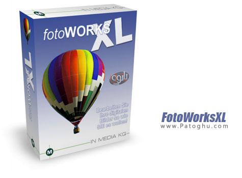 دانلود نرم افزار ویرایش تصاویر FotoWorks XL 2014 14.0.0