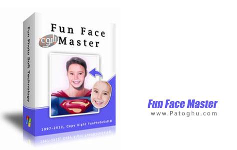 دانلود نرم افزار تغییر صورت در تصاویر و ساخت تصاویر جالب Fun Face Master 1.7