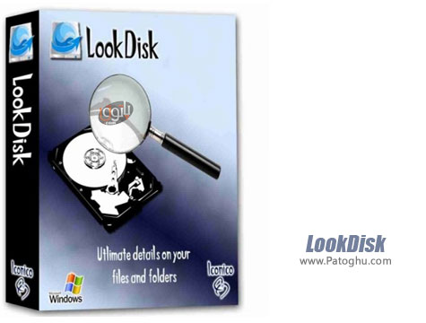 دانلود نرم افزار جستجوی پیشرفته فایل ها در ویندوز LookDisk v6.0 Final