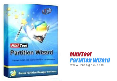 دانلود نرم افزار مدیریت پارتیشن ویندوز MiniTool Partition Wizard Pro + Server + Enterprise + Technician + Bootable ISO 9.1