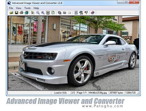 دانلود نرم افزار نمایش و تبدیل تصاویر Advanced Image Viewer and Converter 1.6