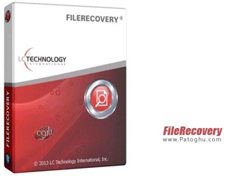 دانلود نرم افزار ریکاوری اطلاعات پاک شده FileRecovery Pro Enterprise 5.5.4.8