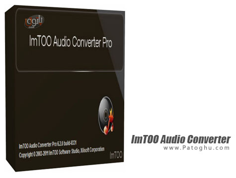 دانلود نرم افزار مبدل قدرتمند فایل های صوتی ImTOO Audio Converter Pro 6.5.0 Build 20131230