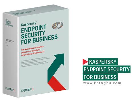 دانلود نرم افزار تامین امنیت شبکه های کامپیوتری Kaspersky Endpoint Security 10.2.1.23 Final